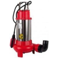 Фекальный насос QUATTRO ELEMENTI Sewage 1100F Ci-Cut (1100 Вт, 14000 л/ч, грязевой, 7 м, 21 кг, чугу