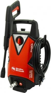 Мойка высокого давления QUATTRO ELEMENTI   PALERMO 130 Turbo (1600Вт, 130 Бар, 380 л/час) (793-305)