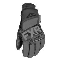 ПЕРЧАТКИ FXR Transfer Pro-Tec L(Black/Char/Grey/org)