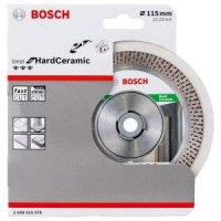 АЛМАЗНЫЙ ДИСК BOSCH HARD KERAMIC 125*22