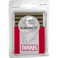 СКОБЫ NOVUS C 4/30 1100шт