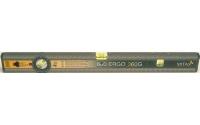 УРОВЕНЬ MITAX ERGO 360G 600ММ 3 ГЛАЗКА (1 ПОВОРОТНЫЙ ГЛАЗОК