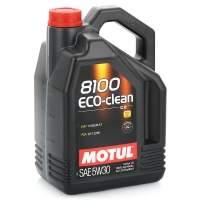 МАСЛО MOTUL 8100 Eco-Clean C2 SAE 5-30