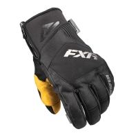 ПЕРЧАТКИ FXR Transfer Short с утеплителем(Black)XL