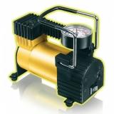 Автомобильные компрессоры представляют собой компактные устройства для накачивания шин, мячей, резиновых лодок и матрасов. Их подключают к аккумулятору через прикуриватель или непосредственно клеммами. Оборудованием можно пользоваться в любом месте: в гараже, на улице, на отдыхе.