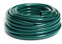 """Шланг для воды садовый QUATTRO ELEMENTI  Smeraldo   1/2"""" 25 метров, армированный, толщина стенки 1,9"""