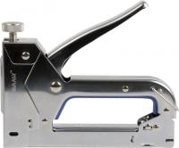 Степлер механический КОБАЛЬТ скобы 4-14 мм, тип 53, верхний регулятор удара