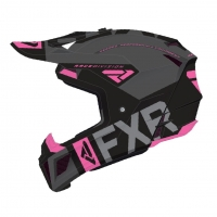 ШЛЕМ FXR Clutch Evo Elec Pink XS